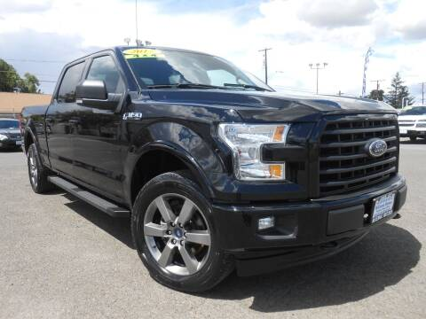 2017 Ford F-150 for sale at McKenna Motors in Union Gap WA