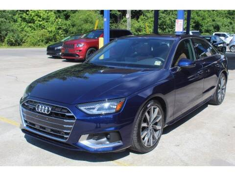2021 Audi A4 for sale at Inline Auto Sales in Fuquay Varina NC