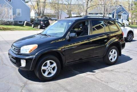 2003 Toyota RAV4 for sale at Absolute Auto Sales, Inc in Brockton MA