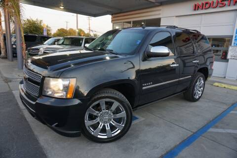 2011 Chevrolet Tahoe for sale at Industry Motors in Sacramento CA