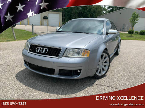 2003 Audi RS 6 for sale at Driving Xcellence in Jeffersonville IN