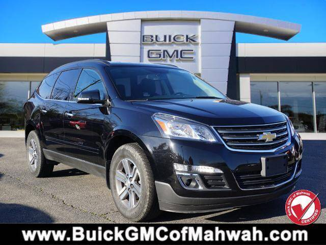 2017 Chevrolet Traverse for sale at Classified pre-owned cars of New Jersey in Mahwah NJ