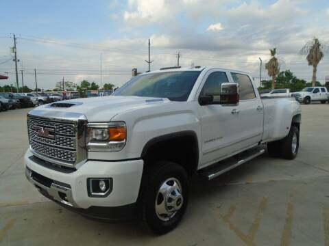 2019 GMC Sierra 3500HD for sale at Premier Foreign Domestic Cars in Houston TX