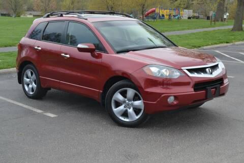 2008 Acura RDX for sale at GLADSTONE AUTO SALES    GUARANTEED CREDIT APPROVAL in Gladstone MO