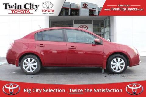 2008 Nissan Sentra for sale at Twin City Toyota in Herculaneum MO