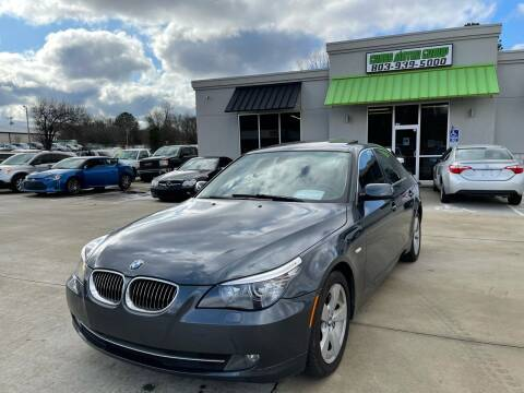 2008 BMW 5 Series for sale at Cross Motor Group in Rock Hill SC