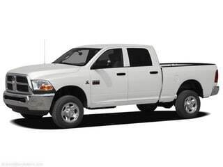 2011 RAM Ram Pickup 2500 for sale at Griffin Mitsubishi in Monroe NC