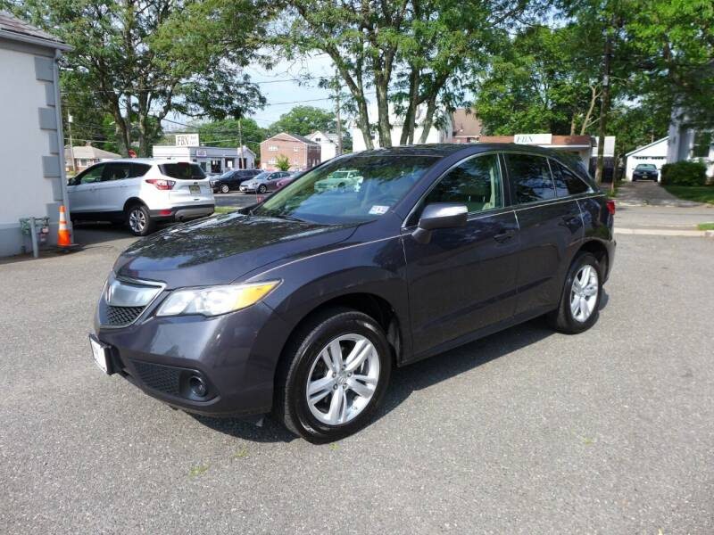 2015 Acura RDX for sale at FBN Auto Sales & Service in Highland Park NJ