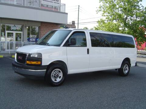 2018 GMC Savana Passenger for sale at Reliable Car-N-Care in Staten Island NY