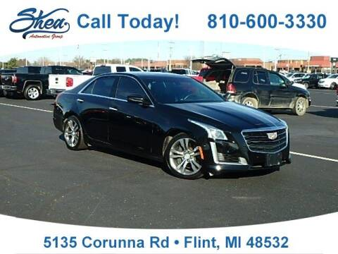 2015 Cadillac CTS for sale at Jamie Sells Cars 810 in Flint MI