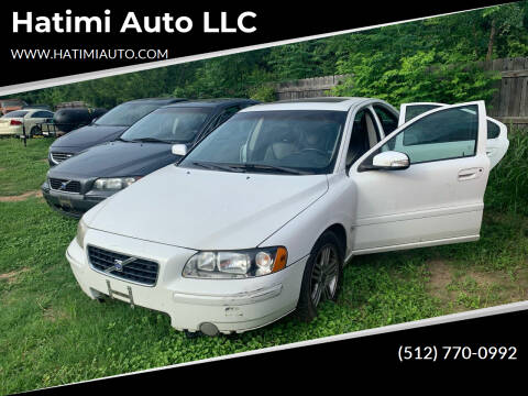 2006 Volvo S60 for sale at Hatimi Auto LLC in Buda TX