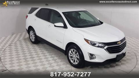 2020 Chevrolet Equinox for sale at Excellence Auto Direct in Euless TX