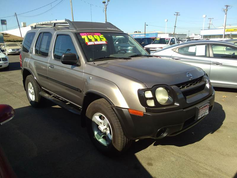 2004 Nissan Xterra for sale at Primo Auto Sales in Merced CA