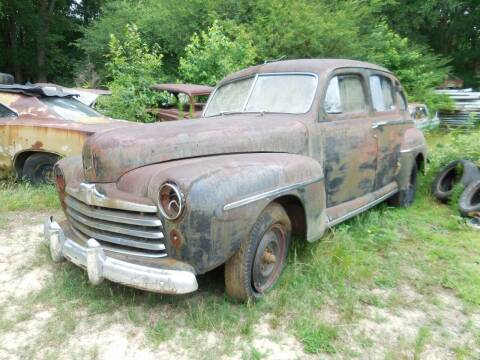 1947 Ford 4-Door for sale at Classic Cars of South Carolina in Gray Court SC