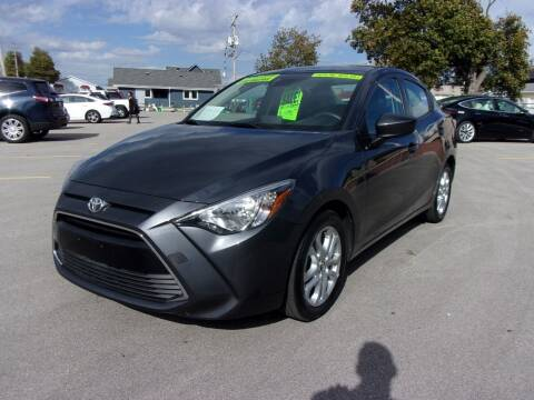 2017 Toyota Yaris iA for sale at Ideal Auto Sales, Inc. in Waukesha WI