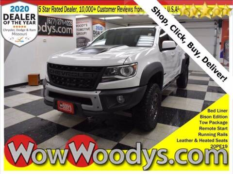 2020 Chevrolet Colorado for sale at WOODY'S AUTOMOTIVE GROUP in Chillicothe MO