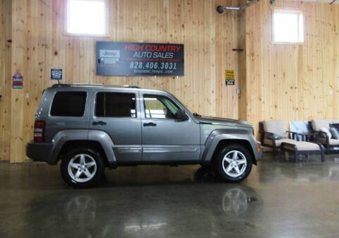 2012 Jeep Liberty for sale at Boone NC Jeeps-High Country Auto Sales in Boone NC