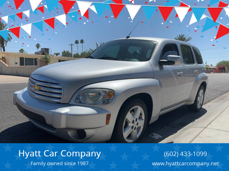 2010 Chevrolet HHR for sale at Hyatt Car Company in Phoenix AZ