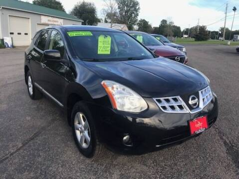 2013 Nissan Rogue for sale at FUSION AUTO SALES in Spencerport NY