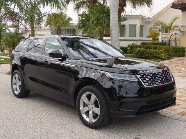 2018 Land Rover Range Rover Velar for sale at Lifetime Automotive Group in Pompano Beach FL