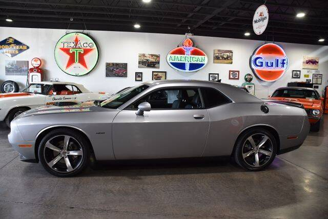2016 Dodge Challenger for sale at Choice Auto & Truck Sales in Payson AZ