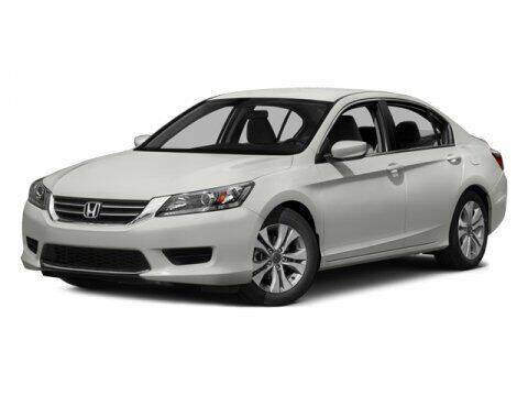 2014 Honda Accord for sale at Nu-Way Auto Ocean Springs in Ocean Springs MS