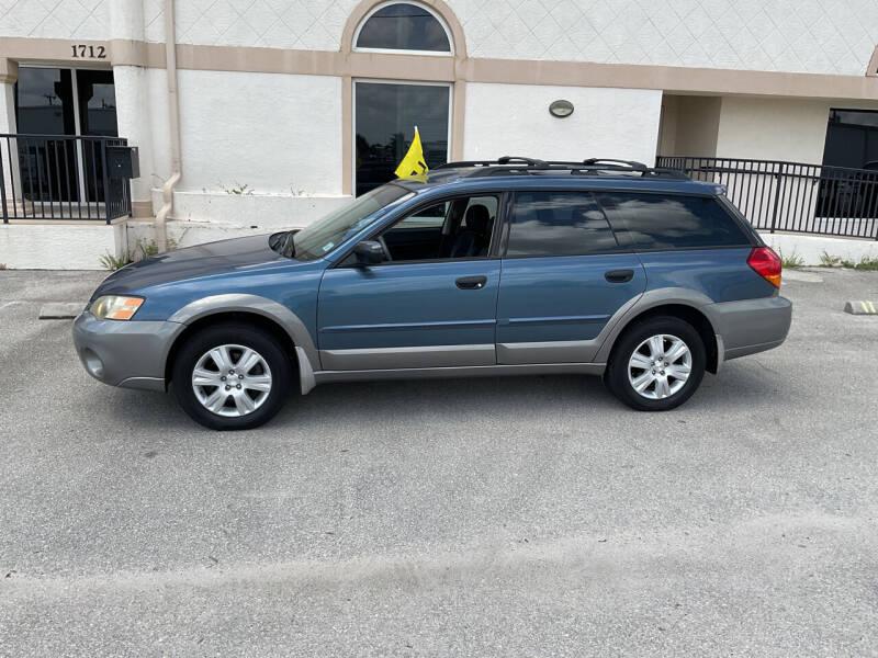 2005 Subaru Outback for sale at Second 2 None Auto Center in Naples FL