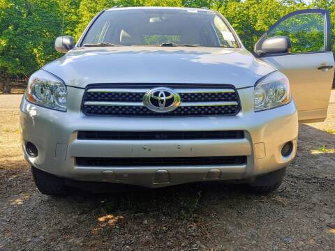 2006 Toyota RAV4 for sale at M AND S CAR SALES LLC in Independence OR