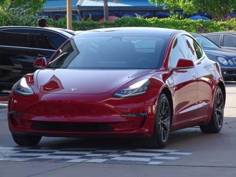 2018 Tesla Model 3 for sale at DriveTown in Houston TX