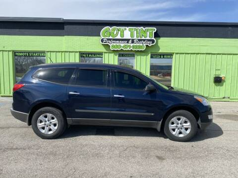 2010 Chevrolet Traverse for sale at GOT TINT AUTOMOTIVE SUPERSTORE in Fort Wayne IN