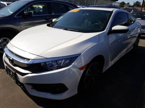2016 Honda Civic for sale at Ournextcar/Ramirez Auto Sales in Downey CA