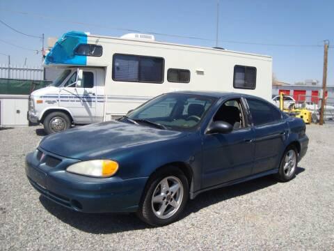 2003 Pontiac Grand Am for sale at One Community Auto LLC in Albuquerque NM