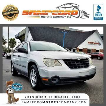 2007 Chrysler Pacifica for sale at SAMPEDRO MOTORS COMPANY INC in Orlando FL