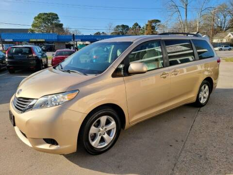 2011 Toyota Sienna for sale at Auto Expo in Norfolk VA