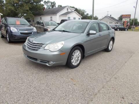 2008 Chrysler Sebring for sale at Jenison Auto Sales in Jenison MI