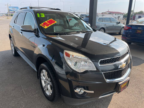 2013 Chevrolet Equinox for sale at Top Line Auto Sales in Idaho Falls ID