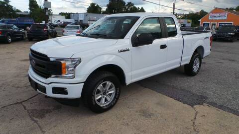 2018 Ford F-150 for sale at Unlimited Auto Sales in Upper Marlboro MD
