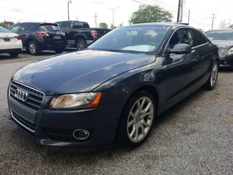 2011 Audi A5 for sale at Advanced Imports in Lafayette LA