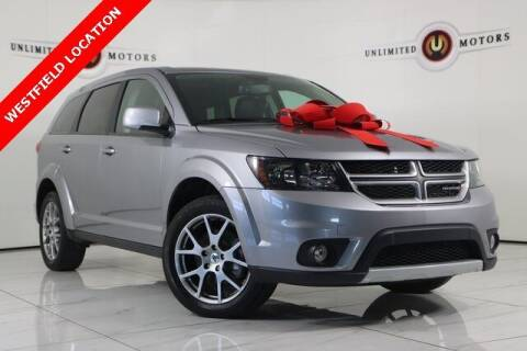 2018 Dodge Journey for sale at INDY'S UNLIMITED MOTORS - UNLIMITED MOTORS in Westfield IN