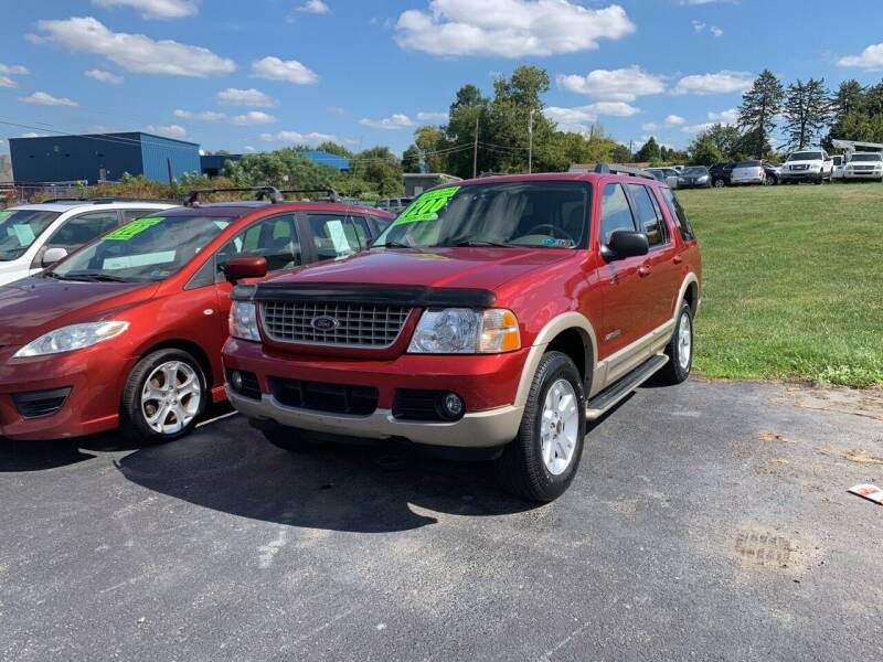 2005 Ford Explorer for sale at Credit Connection Auto Sales Dover in Dover PA