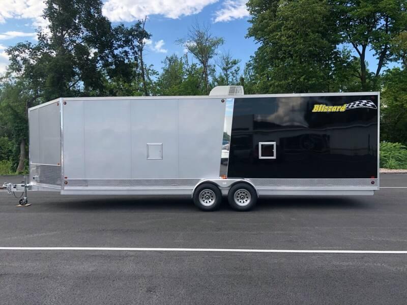 2021 Blizzard Custom for sale at GT Toyz Motor Sports & Marine - GT Toyz Trailers in Halfmoon NY