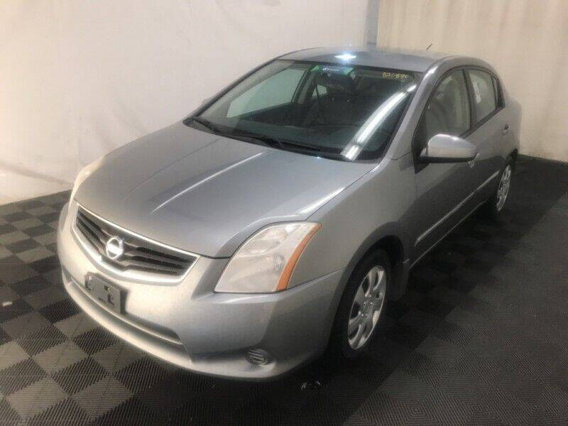 2012 Nissan Sentra for sale at DREWS AUTO SALES INTERNATIONAL BROKERAGE in Atlanta GA
