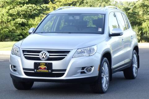 2011 Volkswagen Tiguan for sale at West Coast Auto Works in Edmonds WA