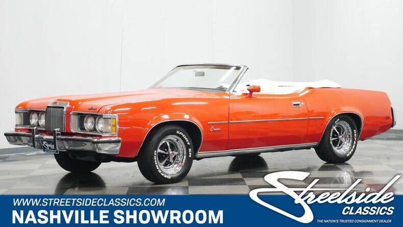1973 Mercury Cougar for sale in Concord, NC