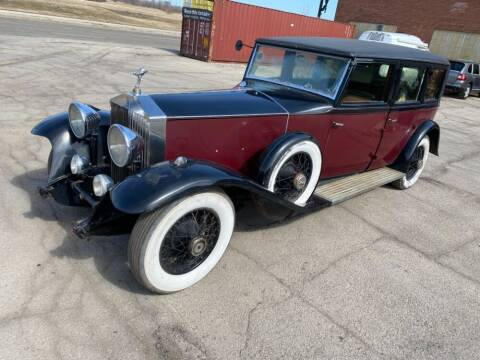 1931 Rolls-Royce Phantom II for sale at Gullwing Motor Cars Inc in Astoria NY
