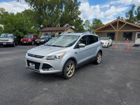 2013 Ford Escape for sale at Excellent Autos in Amsterdam NY