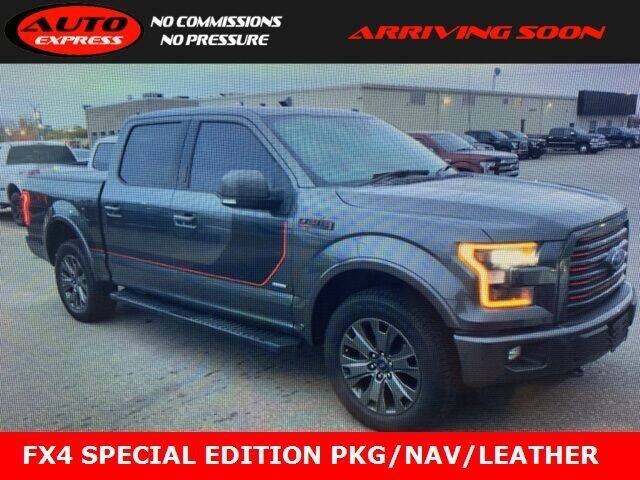 2016 Ford F-150 for sale at Auto Express in Lafayette IN