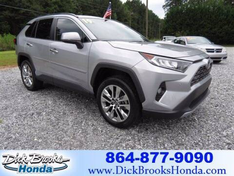 2019 Toyota RAV4 for sale at DICK BROOKS PRE-OWNED in Lyman SC