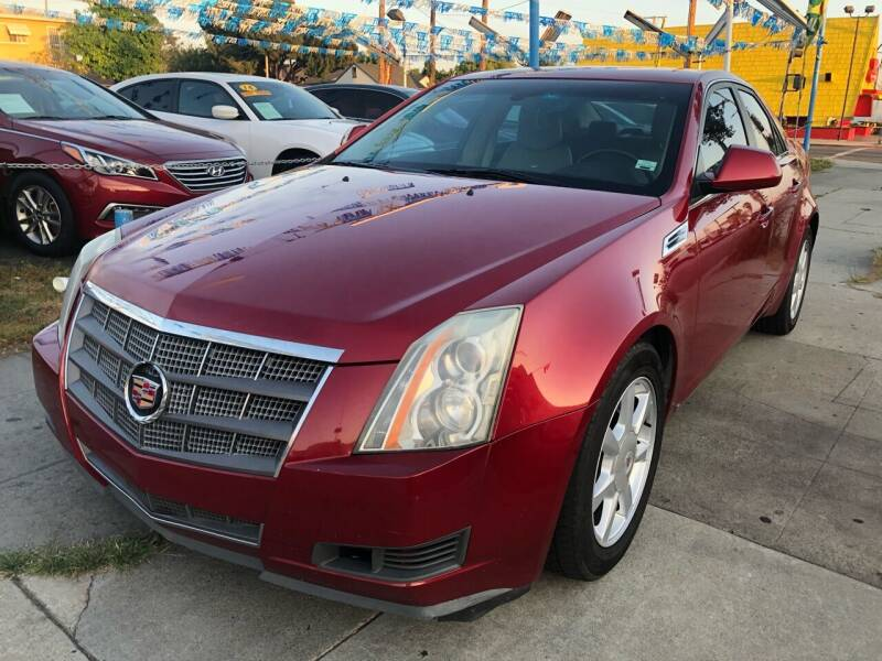 2008 Cadillac CTS for sale at Plaza Auto Sales in Los Angeles CA