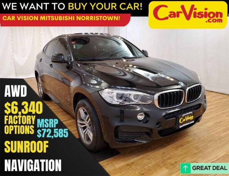 2018 BMW X6 for sale in Trooper, PA